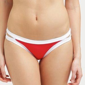 Seafolly Block Party Brazilian Bikini Bottom